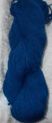 2-tr färgat ullgarn Kampes
