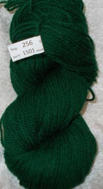 3-tr färgat ullgarn UVE Kampes